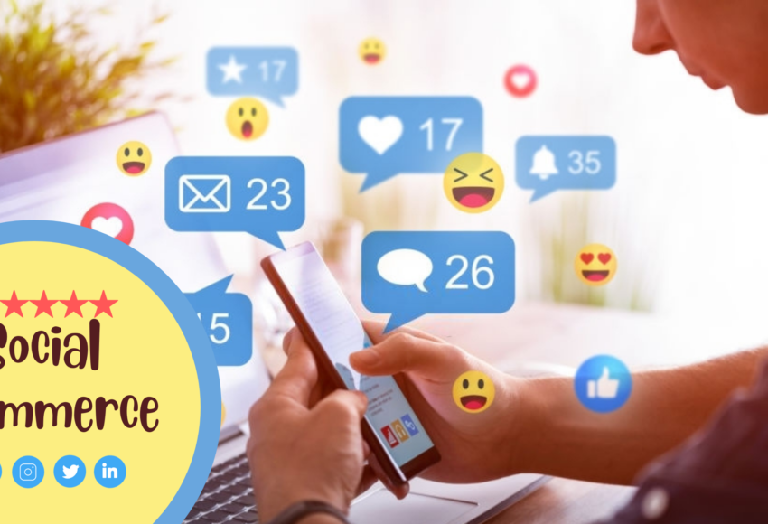 What made social commerce so popular?